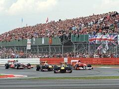 Formel-1 Gp Von England