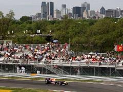 Formel-1 Gp Von Kanada