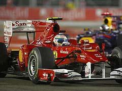 Formel-1 Gp Von Singapur