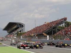 Formel-1 Gp Von Spanien